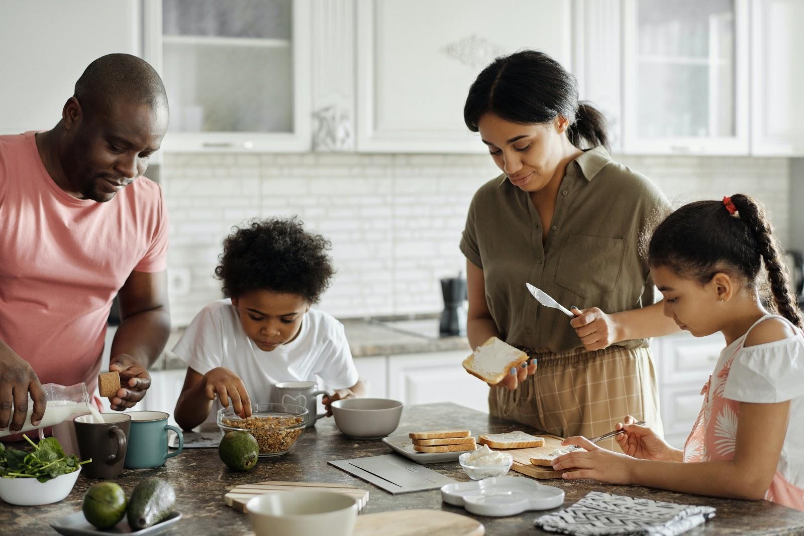 hagen homes, 4 ways to make a custom kitchen more inviting, custom home builder