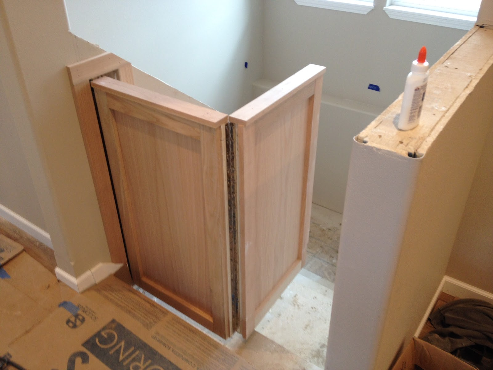 hidden baby gate, 5 space-saving tips for your custom home, hagen homes