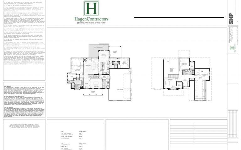 custom house plans, hagen homes, custom home plans
